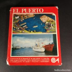 Libros de segunda mano: COLECCIÓN ESCALA EL PUERTO 1975. Lote 230652720