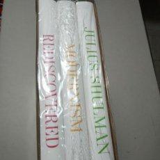 Libros de segunda mano: JULIUS SHULMAN - MODERNISM - REDISCOVERED. TASCHEN. ESTUCHE CON LOS 3 EJEMPLARES. PRECINTADO.. Lote 231683435