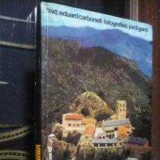 Livros em segunda mão: EL ROMÀNIC CATALÀ, EDUARD CARBONELL, EN CATALAN.. Lote 232169370