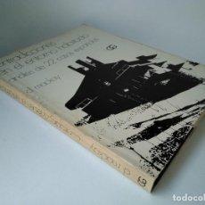 Livros em segunda mão: CONTRADICCIONES EN EL ENTORNO HABITADO. ANÁLISIS DE 22 CASAS ESPAÑOLAS. Lote 232864910
