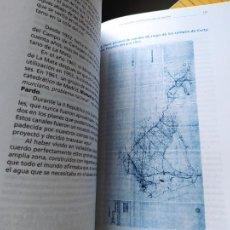Libros de segunda mano: LOS ORIGENES Y PUESTA EN MARCHA DEL TRASVASE TAJO-SEGURA, ANTONIO PEREZ CRESPO, 2009. Lote 233697035