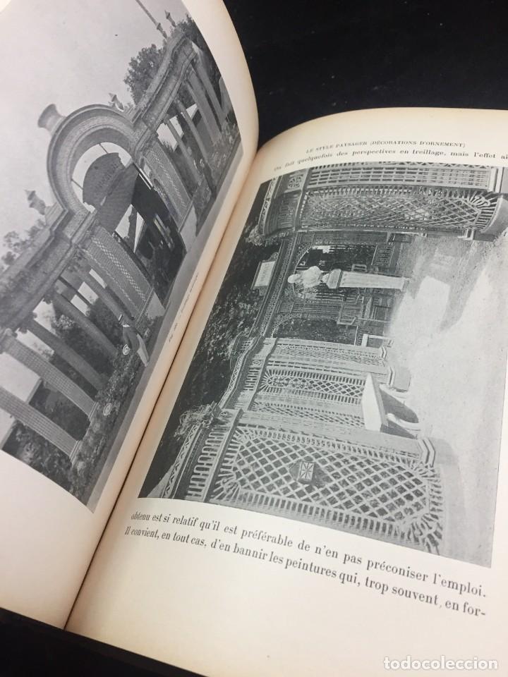 Libros de segunda mano: Les Parcs et Jardins au commencement du XXè siècle. Jules VACHEROT. Urbanismo arquitectura 1908 - Foto 7 - 234154795