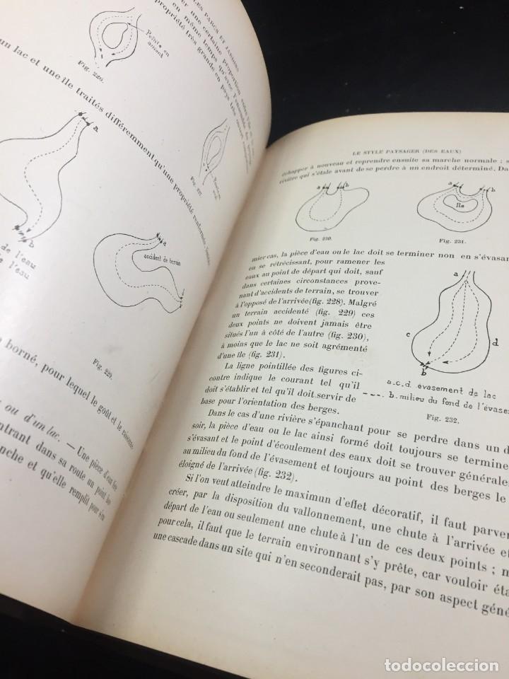 Libros de segunda mano: Les Parcs et Jardins au commencement du XXè siècle. Jules VACHEROT. Urbanismo arquitectura 1908 - Foto 10 - 234154795
