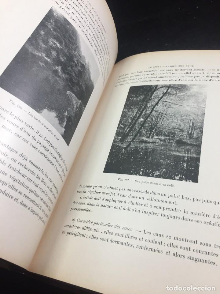 Libros de segunda mano: Les Parcs et Jardins au commencement du XXè siècle. Jules VACHEROT. Urbanismo arquitectura 1908 - Foto 11 - 234154795
