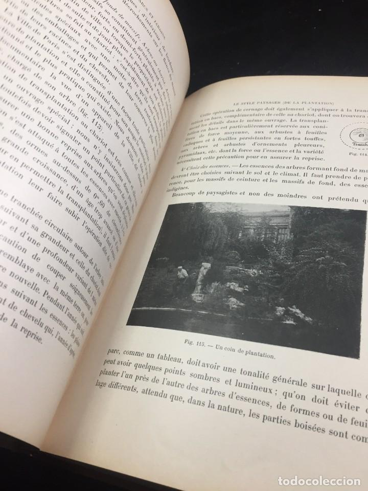 Libros de segunda mano: Les Parcs et Jardins au commencement du XXè siècle. Jules VACHEROT. Urbanismo arquitectura 1908 - Foto 13 - 234154795