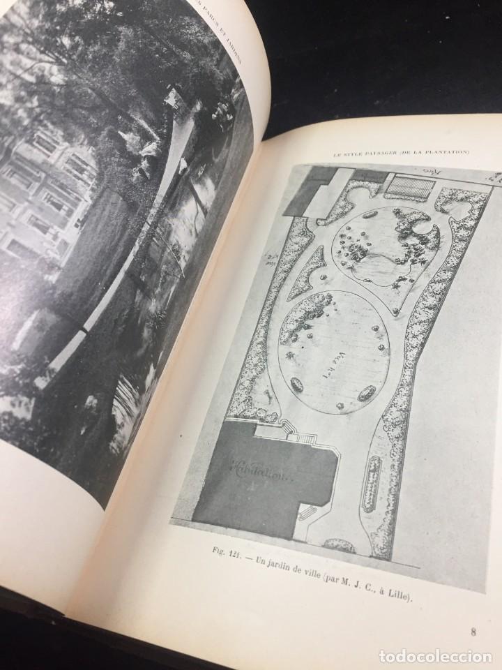 Libros de segunda mano: Les Parcs et Jardins au commencement du XXè siècle. Jules VACHEROT. Urbanismo arquitectura 1908 - Foto 14 - 234154795