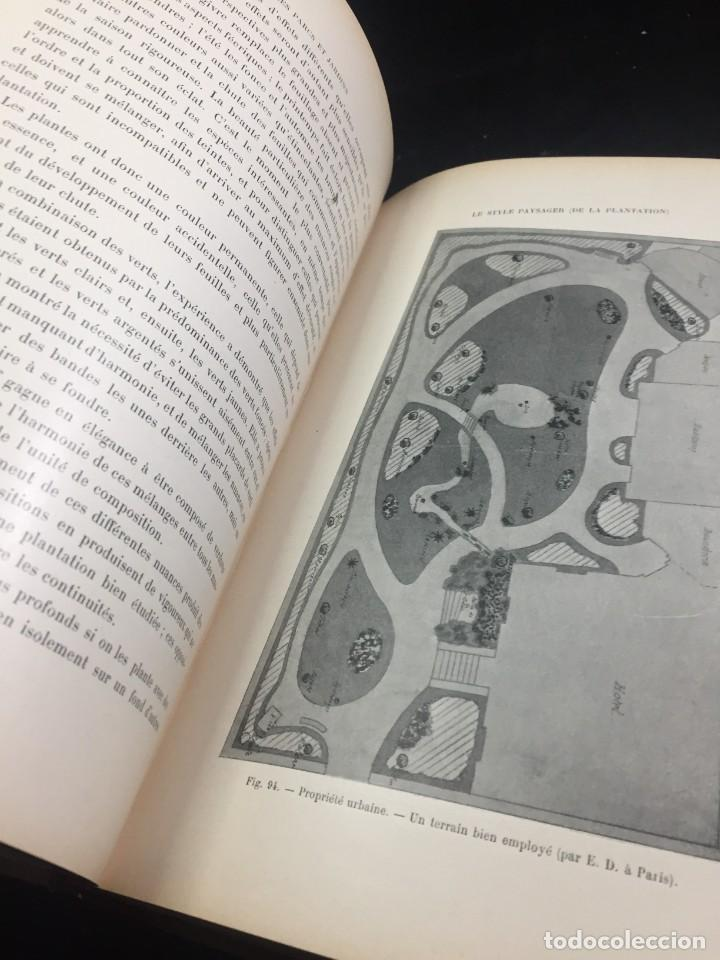 Libros de segunda mano: Les Parcs et Jardins au commencement du XXè siècle. Jules VACHEROT. Urbanismo arquitectura 1908 - Foto 16 - 234154795