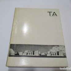Libros de segunda mano: VV.AA TEMAS DE ARQUITECTURA 1958-1963 W5127. Lote 234472365