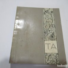 Libros de segunda mano: VV.AA TEMAS DE ARQUITECTURA AÑOS 64-65 W5128. Lote 234473690