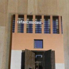 Libros de segunda mano: RAFAEL MONEO - ANTON CAPITEL - COLECCIÓN ARQUITECTOS PRITZKER. Lote 235051860