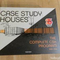 Libros de segunda mano: CASE STUDY HOUSES. THE COMPLETE CSH PROGRAM 1945-1966 - LIBRO ARQUITECTURA. Lote 235054915