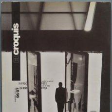 Libros de segunda mano: EL CROQUIS. EN PROCESO. FIN DE SIGLO. ARQUITECTURA ESPAÑOLA. 96/97. Lote 236817540
