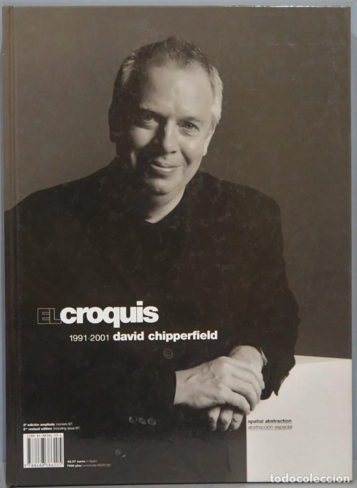 EL CROQUIS. DAVID CHIPPERFIELD 1991-1997. 87 (Libros de Segunda Mano - Bellas artes, ocio y coleccionismo - Arquitectura)