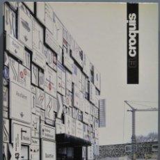 Libros de segunda mano: EL CROQUIS. GIGON/GUYER. 143. Lote 236819990