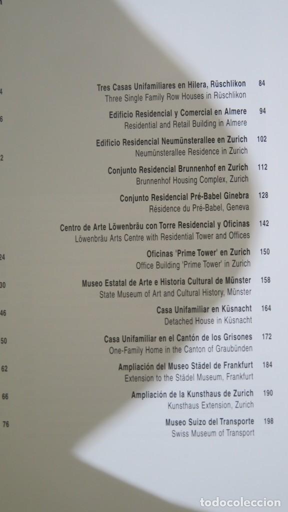 Libros de segunda mano: EL CROQUIS. GIGON/GUYER. 143 - Foto 3 - 236819990