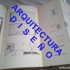 Libros de segunda mano: IL DISEGNO DEL PROGETTO ARCHITETTONICO ERNESTO LUPPO ARQUITECTURA AQ9. Lote 237297715