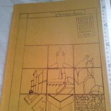 Libros de segunda mano: SEVILLA ANALISIS DE FORMAS ARQUITECTONICAS EXPERIENCIAS DOCENTES 1979 AQ9. Lote 237310450