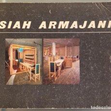 Libros de segunda mano: SIAH ARMAJANI. Lote 237304410