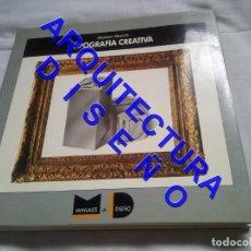 Libros de segunda mano: TIPOGRAFIA CREATIVA MARION MARCH ARQUITECTURA AQ10. Lote 237335005