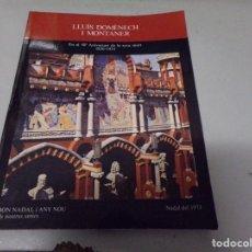 Libros de segunda mano: LIBRO LLUIS DOMENECH I MONTANER 1973. Lote 237339275