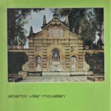 Livros em segunda mão: INTRODUCCIÓN A LA ARQUITECTURA REGIONALISTA. EL MODELO SEVILLANO / VILLAR MOVELLÁN, ALBERTO. Lote 237757970
