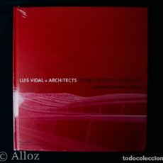 Libros de segunda mano: LUIS VIDAL + ARCHITECTS.. Lote 239900495
