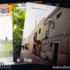Libros de segunda mano: REVISTAS DE ARQUITECTURA. Lote 239902430