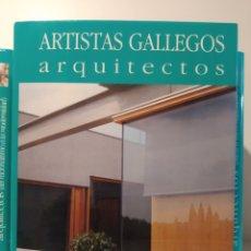 Libros de segunda mano: DE LA MODERNIDAD AL SIGLO XXI. NOVA GALICIA. ARTISTAS GALLEGOS ARQUITECTURA. CASTELLANO. Lote 240749350