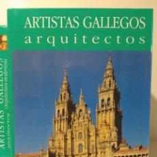 Libros de segunda mano: SIGLOS XVII Y XVIII. NOVA GALICIA. ARTISTAS GALLEGOS. ARQUITECTURA. CASTELLANO. Lote 240749650