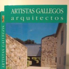Libros de segunda mano: HACIA EL NUEVO MILENIO. NOVA GALICIA. ARTISTAS GALLEGOS. ARQUITECTURA.. Lote 240749740