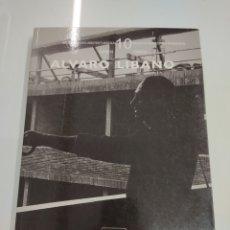 Libros de segunda mano: OBRAS ÁLVARO LÍBANO COLEGIO OFICIAL DE ARQUITECTOS VASCO-NAVARRO AÑO 2004 BILINGUE. Lote 241921560