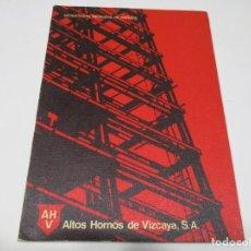 Livros em segunda mão: VV.AA ESTRUCTURAS METÁLICAS DE EDIFICIOS W5447. Lote 242451760