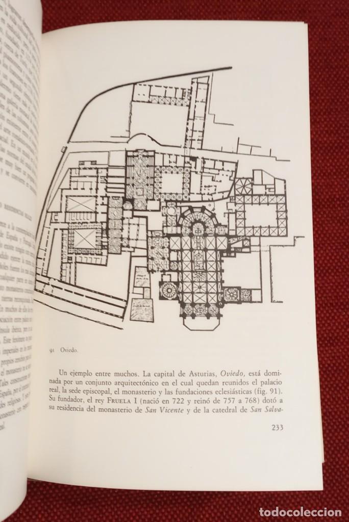 Libros de segunda mano: ARQUITECTURA MONACAL OCCIDENTE - WOLFGANG BRAUNFELS - BARRAL 1975 - Foto 8 - 242865875