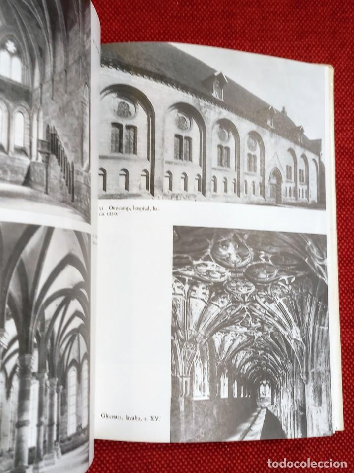 Libros de segunda mano: ARQUITECTURA MONACAL OCCIDENTE - WOLFGANG BRAUNFELS - BARRAL 1975 - Foto 9 - 242865875