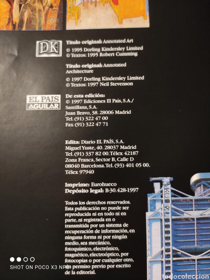 Libros de segunda mano: Guía visual de pintura y arquitectura - Foto 2 - 242887960