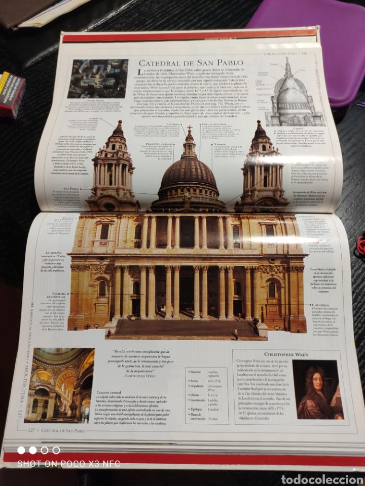 Libros de segunda mano: Guía visual de pintura y arquitectura - Foto 3 - 242887960