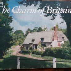 Libros de segunda mano: THE CHARM OF BRITAIN 1956. ENGLAND UK OLD VINTAGE TOURIST TRAVEL BROCHURE. Lote 243045580