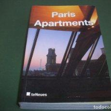 Libros de segunda mano: PARIS APARTMENTS .. Lote 244849030