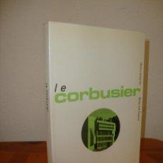 Libros de segunda mano: LE CORBUSIER. OBRAS Y PROYECTOS - WILLY BOESIGER - GUSTAVO GILI, MUY BUEN ESTADO. Lote 245132955