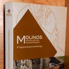 Livros em segunda mão: MOLINOS. INNOVACION Y CIENCIA EN EL PATRIMONIO ETNOGRAFICO. MOLINOLOGIA. ETNOGRAFIA. PONTEVEDRA 2013. Lote 245634145