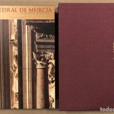 Libros de segunda mano: LA CATEDRAL DE MURCIA Y SU PLAN DIRECTOR. ALFREDO VERA BOTÍ JOSÉ LUIS MONTERO.. Lote 248047210