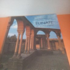 Libros de segunda mano: EUNATE - HITO JACOBEO SINGULAR - PANORAMA Nº 26 - JOSÉ MARÍA JIMENO JURÍO - NAVARRA. Lote 248441205