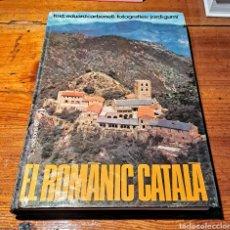 Libros de segunda mano: EL ROMÀNIC CATALÀ EDICIONS 62 1976. Lote 249569095