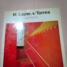 Libros de segunda mano: M. LAPEÑA/TORRES. Lote 251512825