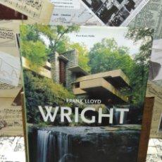 Libros de segunda mano: FRANK LLOYD WRIGHT. TASCHEN.. Lote 253159765