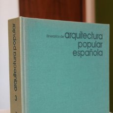 Livros em segunda mão: FEDUCHI - ITINERARIOS DE ARQUITECTURA POPULAR ESPAÑOLA. 3. LOS ANTIGUOS REINOS DE LAS CUATRO BARRAS. Lote 253242225
