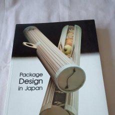 Libros de segunda mano: PACKAGE DESIGN IN JAPAN. Lote 253657835