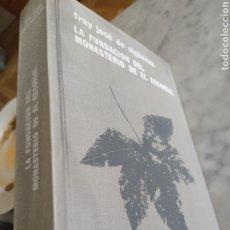 Libros de segunda mano: LA FUNDACIÓN DEL MONASTERIO DEL ESCORIAL FRAY JOSÉ DE SIGUENZA EVOCACIONES Y MEMORIA AGUILAR 1963 TA. Lote 254539190