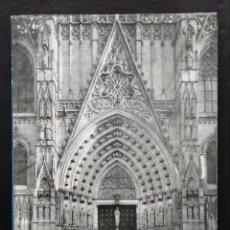 Libros de segunda mano: LA CATEDRAL DE BARCELONA. A DURAN Y SAMPERE. ED. AYMA. 1952.ILUSTRADO.CCTT. Lote 254573680