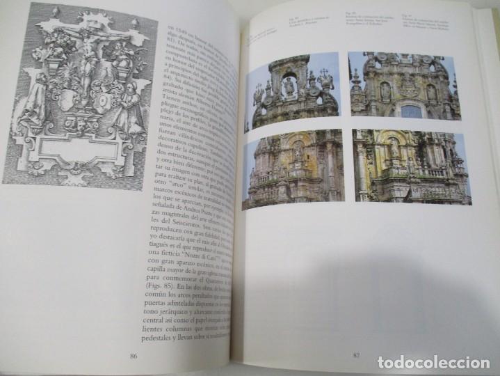 Libros de segunda mano: ALFREDO VIGO TRASANCOS La fachada del Obradoiro de la Catedral de Santiago W6574 - Foto 3 - 254912250